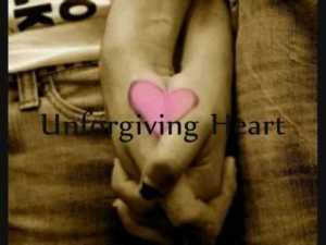 Unforgiving Heart